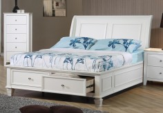 Coaster Selena Full Platform Bed Available Online in Dallas Fort Worth Texas