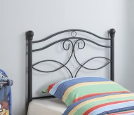 Coaster Matte Black Twin Headboard Available Online in Dallas Fort Worth Texas