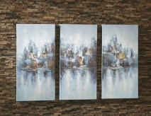 Ashley Saide Multi Wall Art Set... Available Online in Dallas Fort Worth Texas