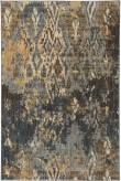 Ashley Kayson Blue/Gray/Yellow Medium Rug Available Online in Dallas Fort Worth Texas
