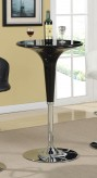 Coaster Dia Black R-Bar Table Available Online in Dallas Fort Worth Texas