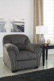 Ashley Kinlock Charcoal Chair Available Online in Dallas Fort Worth Texas