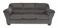Ashley Kinlock Charcoal Sofa Available Online in Dallas Fort Worth Texas