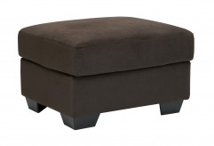 Ashley Kinlock Chocolate Ottoman Available Online in Dallas Fort Worth Texas