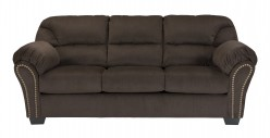 Ashley Kinlock Chocolate Sofa Available Online in Dallas Fort Worth Texas
