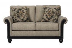 Ashley Blackwood Taupe Loveseat Available Online in Dallas Fort Worth Texas