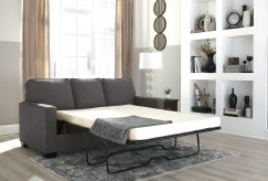 Zeb Charcoal Full Sofa Sleeper Available Online in Dallas Fort Worth Texas