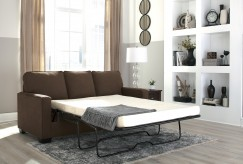 Ashley Zeb Espresso Full Sofa S... Available Online in Dallas Fort Worth Texas