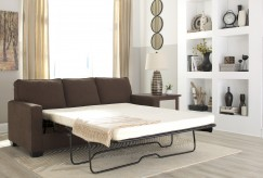 Ashley Zeb Espresso Queen Sofa ... Available Online in Dallas Fort Worth Texas