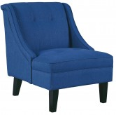 Ashley Clarinda Blue Accent Chair Available Online in Dallas Fort Worth Texas