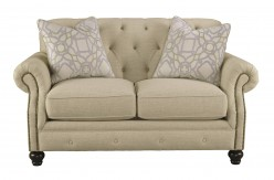 Kieran Cream Loveseat Available Online in Dallas Fort Worth Texas