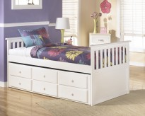 Ashley Lulu Twin Bed Available Online in Dallas Fort Worth Texas