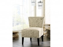Ashley Ravity Taupe Accent Chair Available Online in Dallas Fort Worth Texas