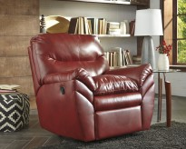 Ashley Tassler DuraBlend Rocker Recliner Available Online in Dallas Fort Worth Texas
