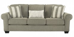 Ashley Baveria Grey Sofa Available Online in Dallas Fort Worth Texas