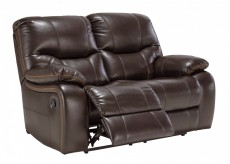 Ashley Pranas Reclining Loveseat Available Online in Dallas Fort Worth Texas