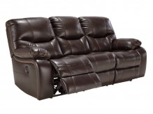 Ashley Pranas Reclining Sofa Available Online in Dallas Fort Worth Texas