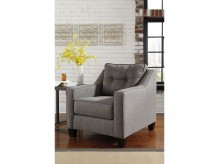 Brindon Charcoal Chair Available Online in Dallas Fort Worth Texas