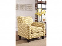 Ashley Brindon Yellow Accent Ch... Available Online in Dallas Fort Worth Texas