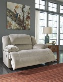 Ashley Toletta Wide Seat Power Recliner Available Online in Dallas Fort Worth Texas