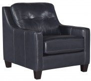 Ashley O'Kean Navy Chair Available Online in Dallas Fort Worth Texas