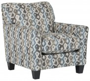 Ashley Nalini Multi Accent Chair Available Online in Dallas Fort Worth Texas