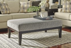 Ashley Brielyn Linen Ottoman Available Online in Dallas Fort Worth Texas