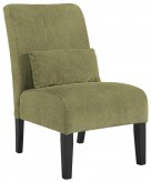 Ashley Annora Green Accent Chair Available Online in Dallas Fort Worth Texas