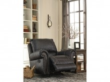 Ashley Milhaven Black Rocker Recliner Available Online in Dallas Fort Worth Texas