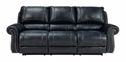 Ashley Milhaven Reclining Power Sofa Available Online in Dallas Fort Worth Texas