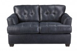 Ashley Inmon Black Loveseat Available Online in Dallas Fort Worth Texas