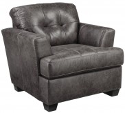 Ashley Inmon Charcoal Chair Available Online in Dallas Fort Worth Texas