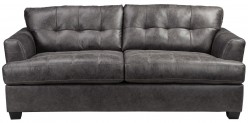Ashley Inmon Charcoal Sofa Available Online in Dallas Fort Worth Texas
