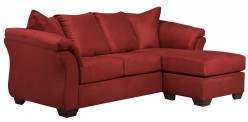 Ashley Darcy Salsa Sofa Chaise Available Online in Dallas Fort Worth Texas