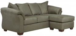 Darcy Sage Sofa Chaise Available Online in Dallas Fort Worth Texas