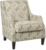 Ashley Mauricio Linen Accent Chair Available Online in Dallas Fort Worth Texas