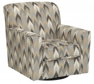 Ashley Braxlin Charcoal Swivel Accent Chair Available Online in Dallas Fort Worth Texas