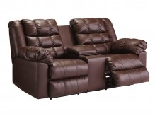 Ashley Brolayne DuraBlend Double Reclining Loveseat Available Online in Dallas Fort Worth Texas