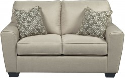 Calicho Ecru Loveseat Available Online in Dallas Fort Worth Texas