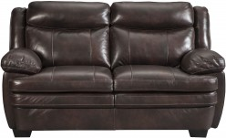 Ashley Hannalore Cafe Loveseat Available Online in Dallas Fort Worth Texas