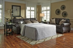 Breville Charcoal Queen Sofa Sleeper Available Online in Dallas Fort Worth Texas