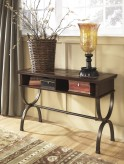 Ashley Zander Console Sofa Table Available Online in Dallas Fort Worth Texas