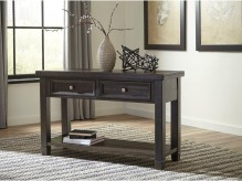 Ashley Townser Sofa Table Available Online in Dallas Fort Worth Texas