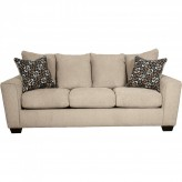 Ashley Wixon Putty Sofa Available Online in Dallas Fort Worth Texas