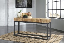 Ashley Prinico Sofa Table Available Online in Dallas Fort Worth Texas