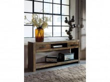 Ashley Sommerford Sofa Table Available Online in Dallas Fort Worth Texas