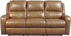 Ashley Roogan Blondie Reclining Power Sofa Available Online in Dallas Fort Worth Texas