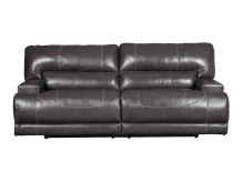McCaskill Gray Reclining Sofa Available Online in Dallas Fort Worth Texas