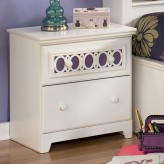 Ashley Zayley Night Stand Available Online in Dallas Fort Worth Texas