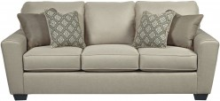 Ashley Calicho Ecru Sofa Available Online in Dallas Fort Worth Texas